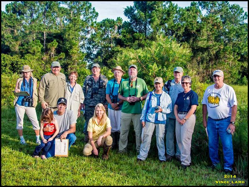 Florida Scrub Jay Group